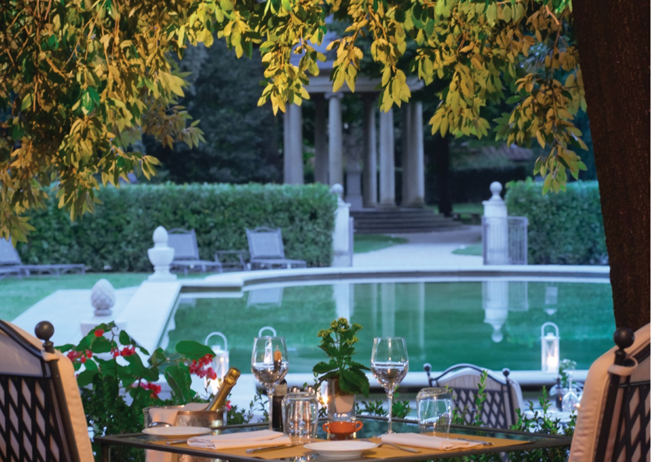 Four Seasons Hotel Firenze, Al Fresco.jpg